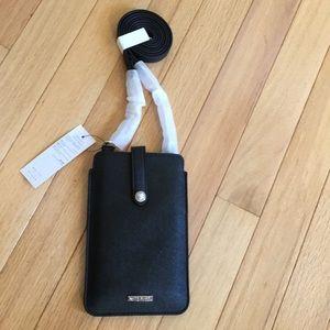 (NWT) White House Black Market Phone Case w/Strap